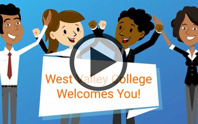 How to Apply to West Valley College video