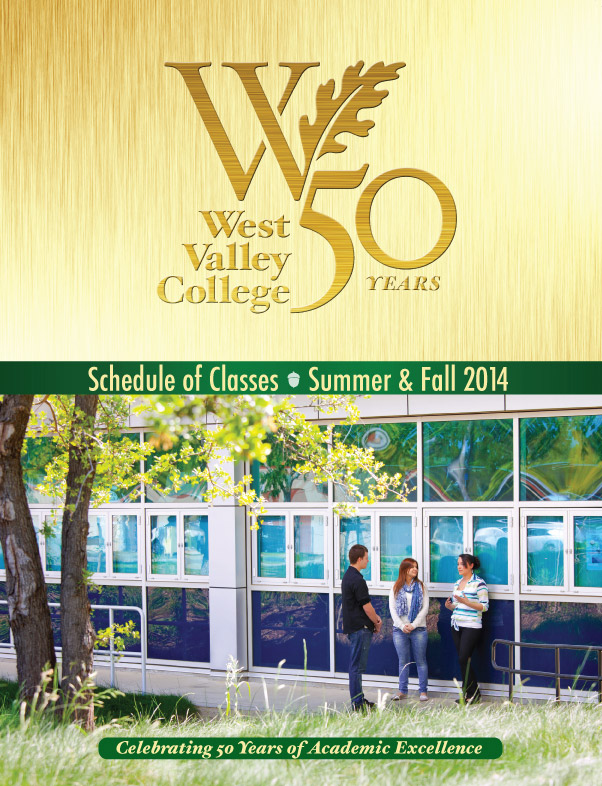 2014 Summer-Fall Schedule of Classes
