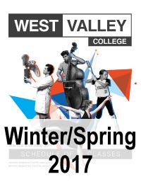 Winter/Spring 2017 schedule