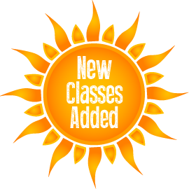 New Summer Classes