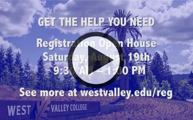 Registration Open House video
