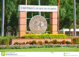 Photo of University of South Florida campus.