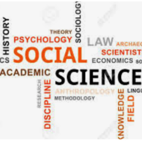 Random words related to social science
