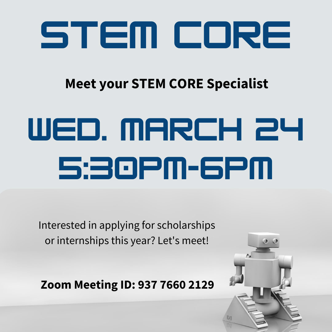 STEM Core Specialist event