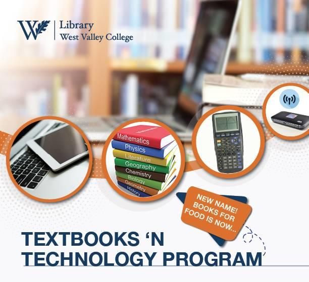 Graphic of textbooks and laptops