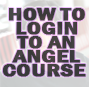 How to Log in to an Angel Course