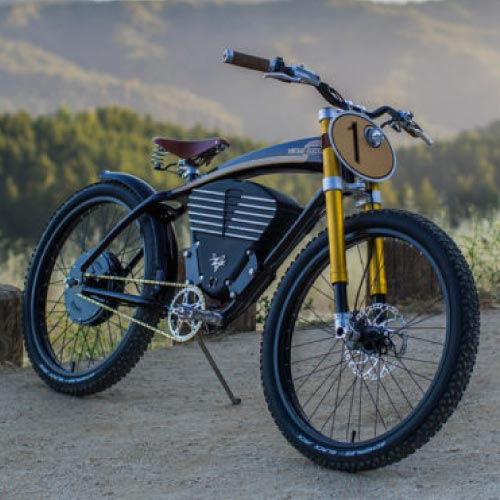 Vintage Electric Bikes bike