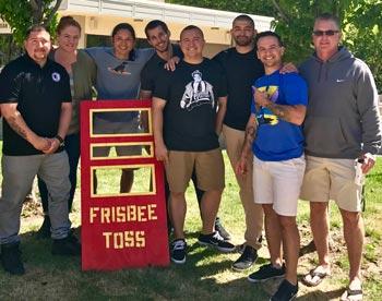 Veterans Group hosting frisbee toss